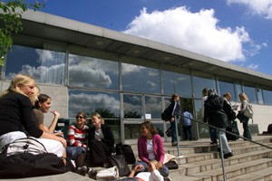 rhus Statsgymnasium Juni 2001 © Niels ge Skovbo, FOKUS naa@fokus-foto.dk
